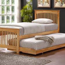 ... Good Looking Kid Bedroom Decoration With Children Trundle Bed Frame :  Fetching Image Of Unisex Kid ...