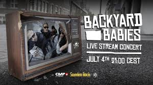 <b>Backyard Babies</b> - Live Stream from KB, Malmö - YouTube