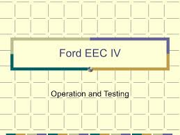 ford eec iv wiring diagram free download \u2022 playapk co  at Wiring Diagram For Combination Relay 38450 763 A02