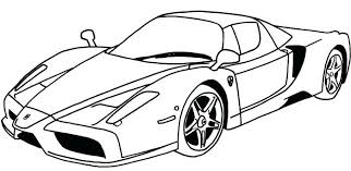 Small Picture Race Car Coloring Pages Pdf Full Size Of Colouring Page Large
