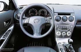mazda 6 2005. mazda 6 hatchback interior design 2005