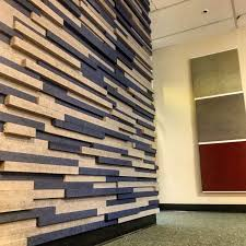 strata accent wall