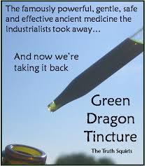 green dragon drops