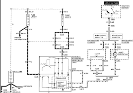 ford aerostar 92 battery drain in minutes of a full charge please see the wiring diagram below for details on the wiring colors the white black wire must go from the one connecter on the alternator to the other