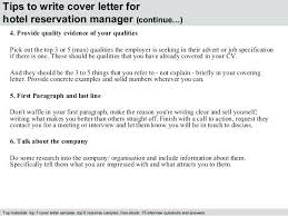 How To Write A Cover Letter For Your Resume Resume Sample Directory