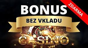 🥇 CASINO BONUS BEZ VKLADU 🧡 | Online Bonus ZDARMA 2021!