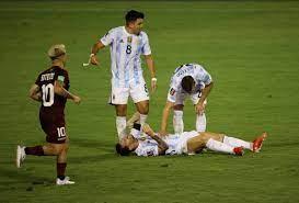 موقف ميسي من المشاركة في مباراة البرازيل والأرجنتين