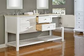 Double Bathroom Sink Cabinet 70 Mission Double Bathroom Vanity Sink Console Direct To You