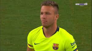 Arthur Melo vs AS Roma (01/08/2018) HD
