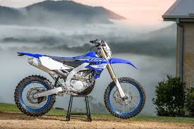 Dual Sport Seat Height Chart All New Wr450f Leads The Way For 2019 Yamaha Cross Country