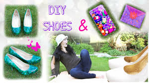 Diy Shoes Design Step By Step Diy Shoes Design Your Own 6 Steps With Pictures