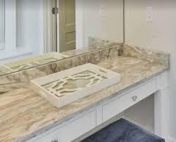 granite bathroom countertops. Light Color   Granite Bathroom Countertops Makeup Vanity