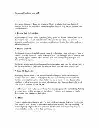 Memo Example For Business Business Plan Restaurant Pdf Example Of Memo Restaurants