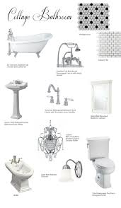 miami bathroom remodeling. Cottage-bathroom-remodeling-renovation-design-board-vintage-cast- Miami Bathroom Remodeling