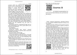 around the world in days qr codes d code inside the book qr codes
