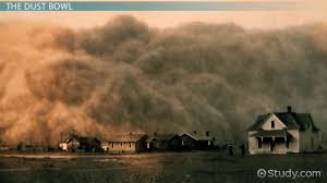 what was the dust bowl definition facts causes video definition facts causes video lesson transcript com