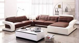 Living Room With Sectional Sofa 25 Leather Sectional Sofa Design Ideas Eva Furniture