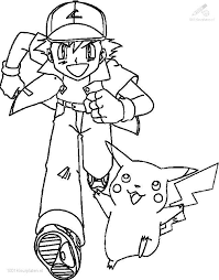 Complete Pokemon Coloring Pages