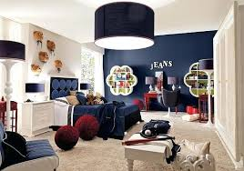 dark blue accent wall bedroom interior decorating ideas for living room pictures