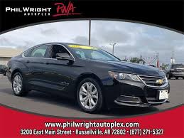 Russellville - Used Chevrolet Impala Limited Vehicles for Sale