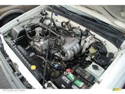 similiar toyota t engine keywords 1996 toyota t100 truck regular cab 2 7 liter dohc 16 valve 4 cylinder