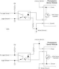 pnp circuit diagram the wiring diagram the digital i o handbook chapter 4 manuals software circuit diagram