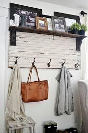 Diy Coat Rack Ideas 100 Cool And Creative DIY Coat Rack Ideas Diy coat rack Coat racks 19