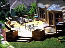 simple wood patio designs. Simple Deck Design Ideas - Interior Wood Patio Designs E