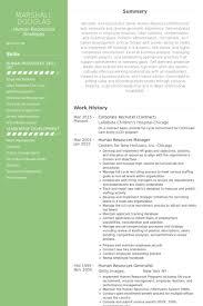 Corporate Recruiter Resume Samples Visualcv Resume Samples Database