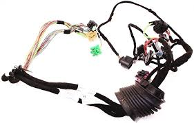rh front door wiring harness 02 04 audi a6 s6 rs6 c5 allroad 4c0