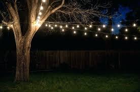 backyard string lighting ideas. String Light Pole Surprising Ideas Dazzling Backyard Lights Lighting I