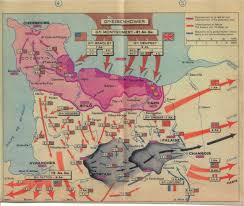 the story of d day in five maps vox 2 the invasion plan