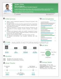 Download Visual Resume Samples