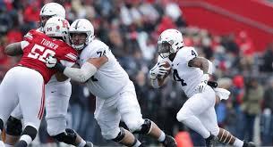 Penn State Rushing Chart Rutgers Run Game Finds No