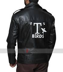 john travolta grease t birds jacket
