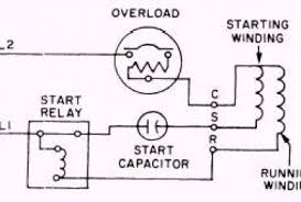 capacitor wiring diagram for electric motor wiring diagram Start Capacitor Wiring Diagram baldor motor wiring diagram hp electric start run capacitor wiring diagram