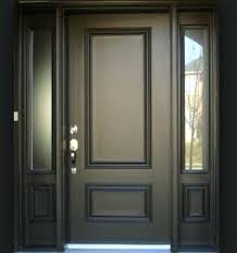 special black entry door contemporary wood design front with glass insert sidelight picture image home canada steel