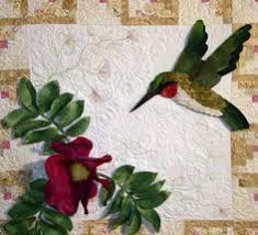 hummingbird quilt | Applique Bird Quilting Patterns | Sewing ideas ... & hummingbird quilt | Applique Bird Quilting Patterns | Sewing ideas |  Pinterest | Hummingbird, Bird and Patterns Adamdwight.com