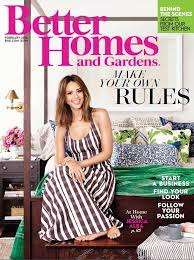 better home and gardens. Jessica Alba And Daughters In Better Homes Gardens Home 6