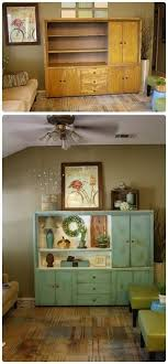 how to repurpose furniture. this is a great repurpose of an old entertainment center little paint refurbished furniturefurniture makeoverrepurposed how to furniture