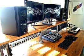studio furniture audio studio furniture desk plans