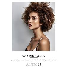 q a student coryanne roberts launches career on america s next top model daily bruin