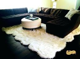 large white fur rug acceptable large faux sheepskin rug for large size of white fur rug sheepskin rug fur accents appealing large faux sheepskin rug extra