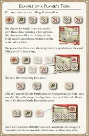Only those two players are part of the war. How To Play Age Of War Official Rules Ultraboardgames