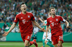 Check dfb pokal 2020/2021 page and find many useful statistics with chart. Bayern Munich Beat Bremen Advance To Dfb Pokal Final Player Grades
