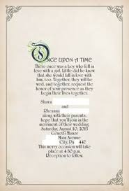 folded wedding invites disney castle inspired wedding invite once Time In Wedding Invitation wedding book theme diy invitation invitations literary literature navy once upon a time rsvp wedding w time lapse wedding invitation