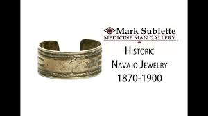 native american indian jewelry how to identify authentic antique navajo bracelets from 1870 1900