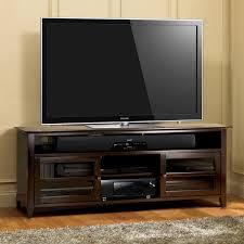 Bellu0026x27O WAVS99175 75inch Dark Espresso TV Stand For TVs Up Tv Stand 80 Inches Wide C27