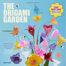 How To Make Origami Paper Flower The Origami Garden Amazing Flowers Leaves Bugs And Other