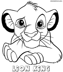 Small Picture Lion King coloring pages Coloring pages to download and print